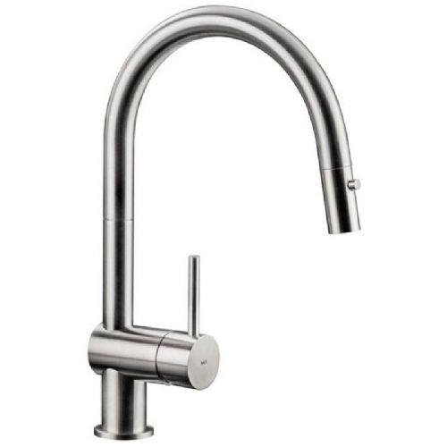 MGS Vela D Stainless Steel Kitchen Tap